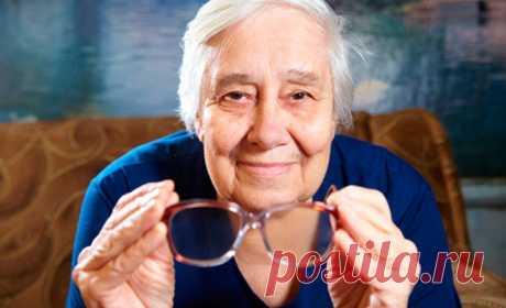Бабушка говорила, что благодаря этому рецепту излечиваются даже почти слепые. Пересказываю дословно!