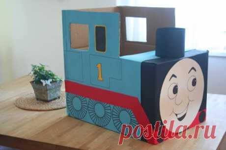Паровоз Томас