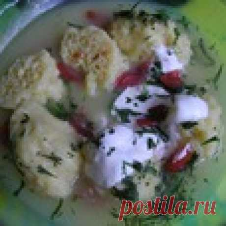 Кукурузные клецки Ирмы и Марион Ромбауэр Кулинарный рецепт