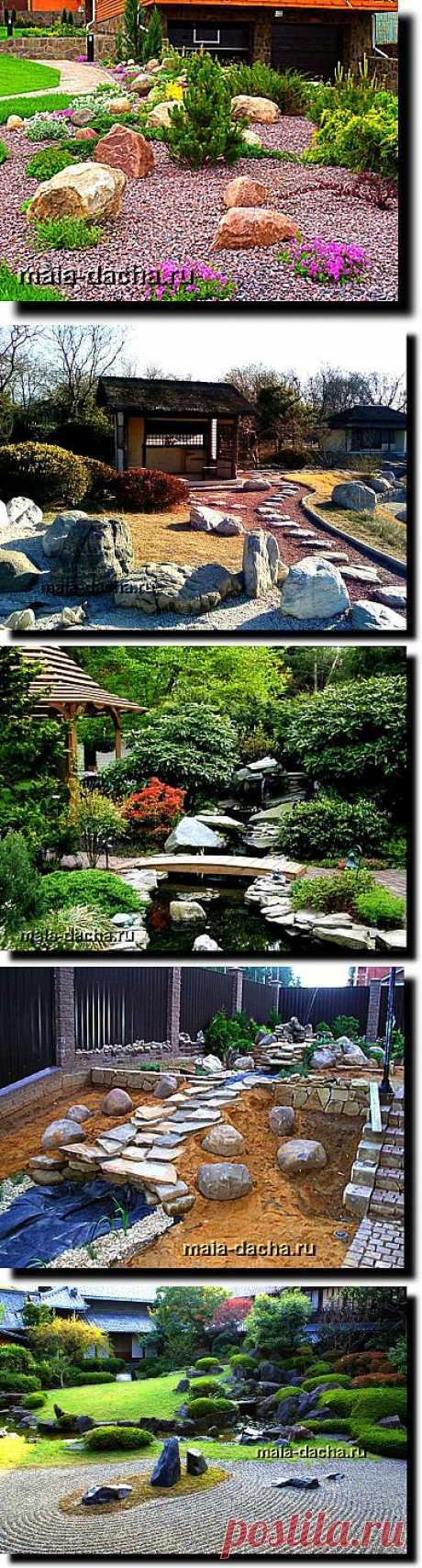 » Как сделать сад эксклюзивным и легким в уходе