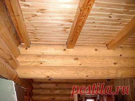 Виды утеплителей для банного потолка   Ремонтируем и строим