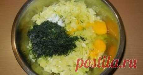 Кочан капусты, мука, яйца и немного сыра... Так я готовлю шикарную закуску для любимых гостей. Еще никто не ушел от меня, не выпросив рецепт!