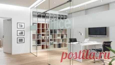 Офисные стеклянные двери — это доступные цены, заказать или купить в Москве в стекольной мастерской ZERIST