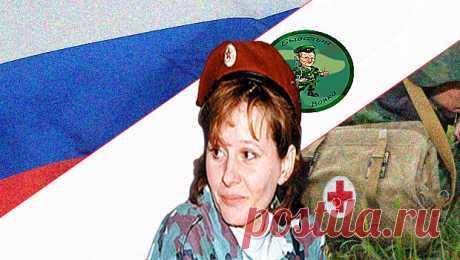 Единственная женщина в России с краповым беретом | Бывалый вояка | Яндекс Дзен