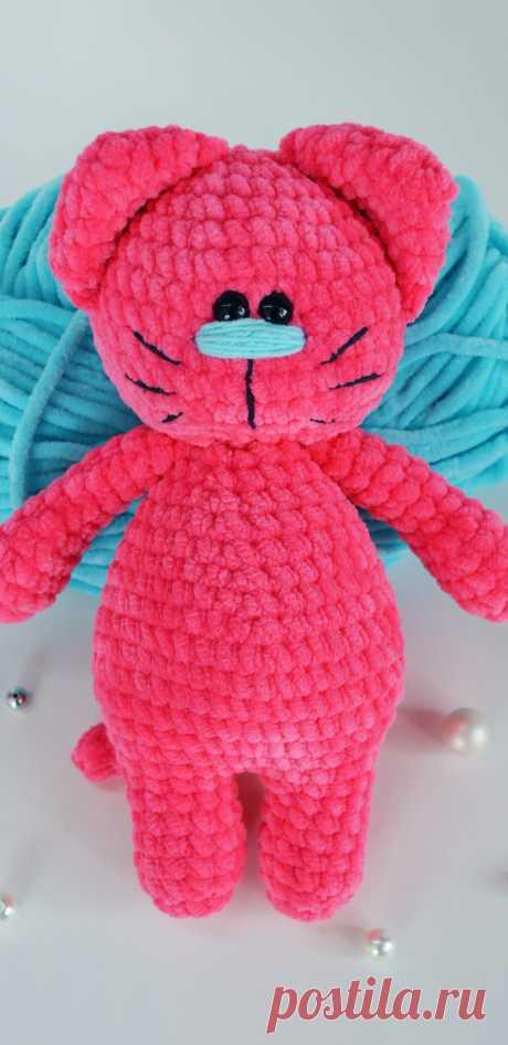 PDF Шкодливый кот крючком. FREE crochet pattern; Аmigurumi doll patterns. Амигуруми схемы и описания на русском. Вязаные игрушки и поделки своими руками  #amimore - котик, кот, кошечка, кошка, котенок, cat, kitten, gato, gatito, gatinho, chat, minou, kitty, kätzchen. Amigurumi doll pattern free; amigurumi patterns; amigurumi crochet; amigurumi crochet patterns; amigurumi patterns free; amigurumi today.