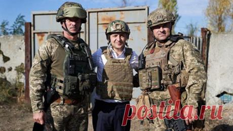 Как Донбасс укоротил руки украинским террористам
