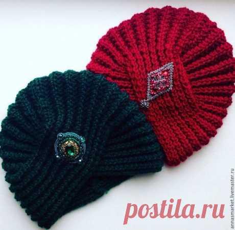 Knitting spoke Шали+шапки+шарфы>Ищу description