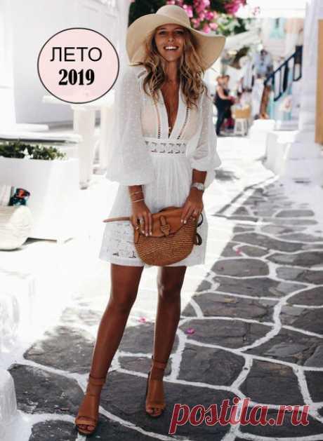 Что будем носить летом: 10 горячих трендов 2019 — Женский Гид