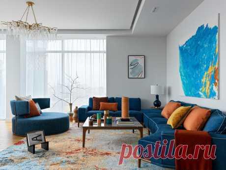 Хочу тут жить: 6 потрясающе красивых квартир | INMYROOM | Пульс Mail.ru Выбрали шесть роскошных интерьеров, а какой из них самый эффектный — решать вам