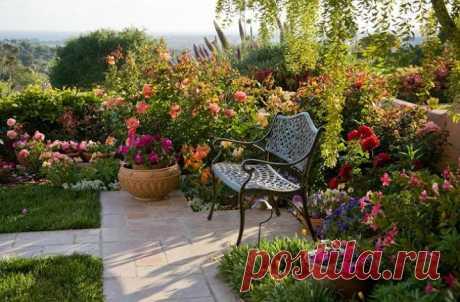 Роскошные кустовые розы: изысканный сад с королевским ландшафтом