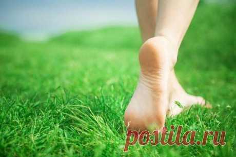 Почему организм человека начинает стареть с ног? / Будьте здоровы
