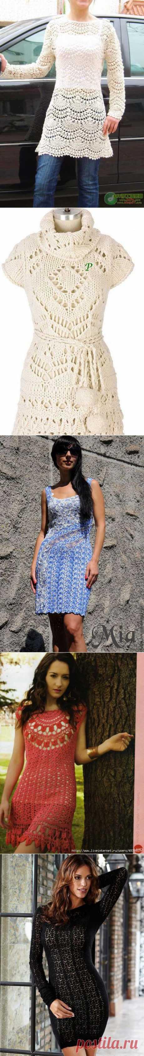 Платье.Подборка.