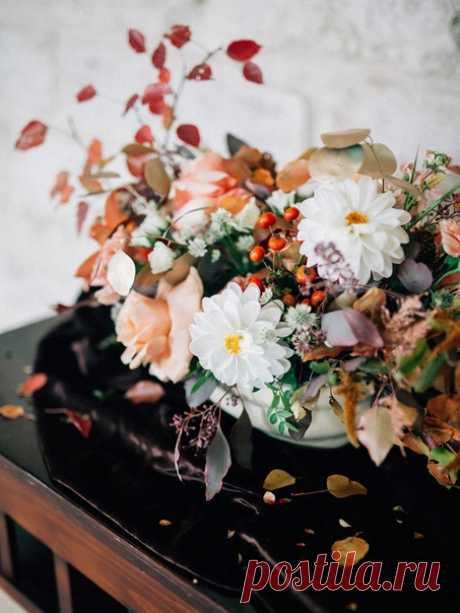 Свадьба осенью: да или нет? 🍂 #weddywood_опрос