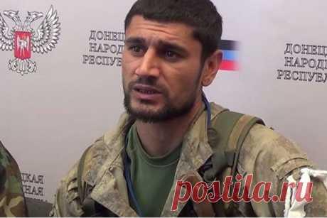 Ополченец «Абдулла»: АТОшники ещё раскаются, как афганцы, воевавшие с русскими