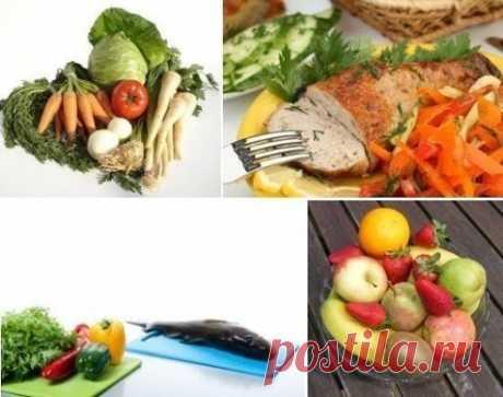 7 примеров здоровых ужинов — Мегаздоров