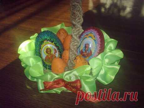 (+1) тема - сувенирные яйца | СВОИМИ РУКАМИ