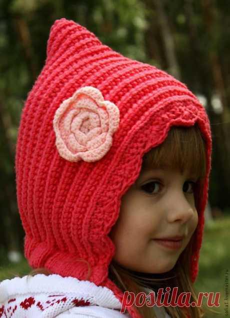 """Красная шапочка"" для девочки. - Ярмарка Мастеров - ручная работа, handmade"