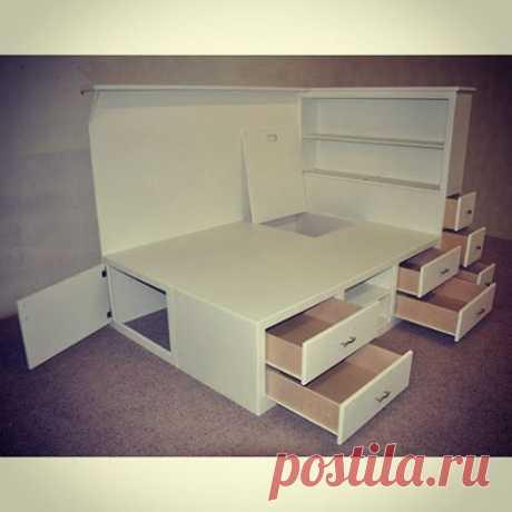 Кровать для хранения