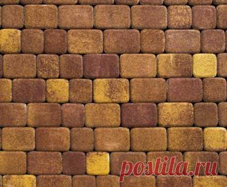 Тротуарная плитка (брусчатка)