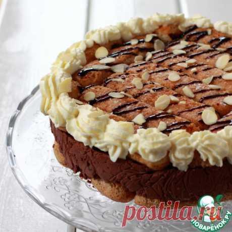 "Торт ""Снегурочка"" - кулинарный рецепт"