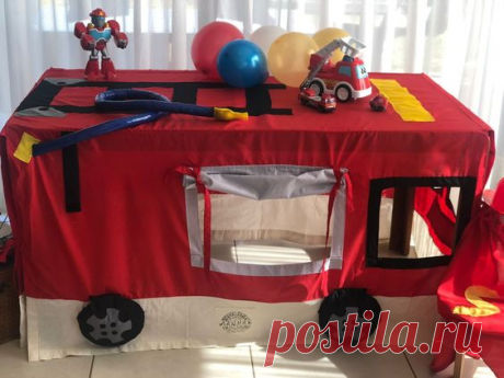 Как оборудовать детский домик под столом? Идеи декора для воплощения! | Юлия Жданова | Яндекс Дзен