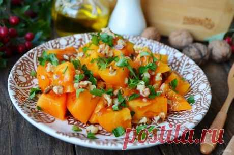 Салат из помидоров и грецких орехов - пошаговый рецепт с фото
