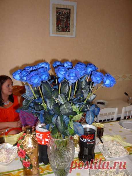 любимые цветы)