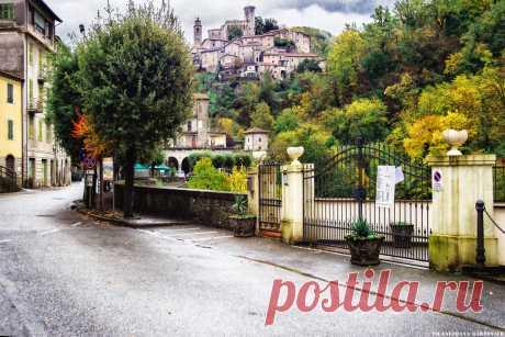 Красивый город Баньене в Италии | Сбежавшая в Италию | Яндекс Дзен
