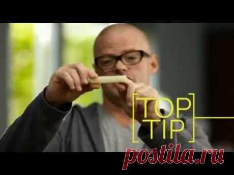 Как готовить как Хестон - Картофель — Блюменталь Хестон — видео