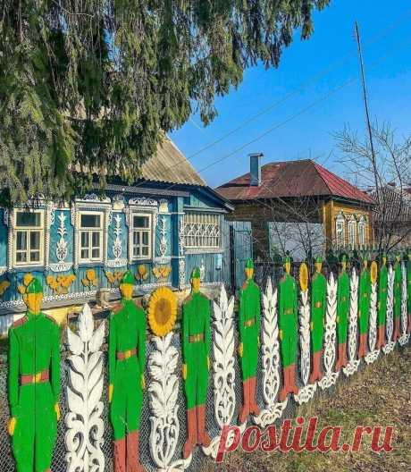 10 ностальгических снимков русской деревни, которые возвращают на мгновение в детство - Дачный участок - медиаплатформа МирТесен