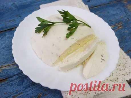 Творожный сыр с тмином и паприкой — Sloosh – кулинарные рецепты