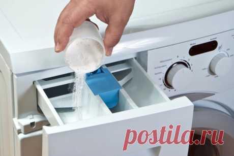 Как за 5 минут самостоятельно очистить стиральную машину — Мой дом