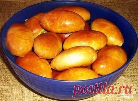 Пирожки на кефире в духовке без дрожжей - кулинарный рецепт с фото на Повар.ру