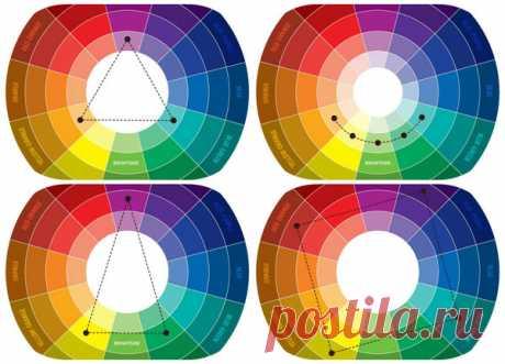 6 правил цветовых сочетаний, которые покажут ваш безупречный вкус | Goodhouse.ru