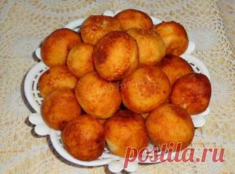 Пончики творожные за 10 минут рецепт с фото пошагово - 1000.menu