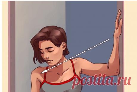8 Упражнений, которые спасут от застоя лимфы!