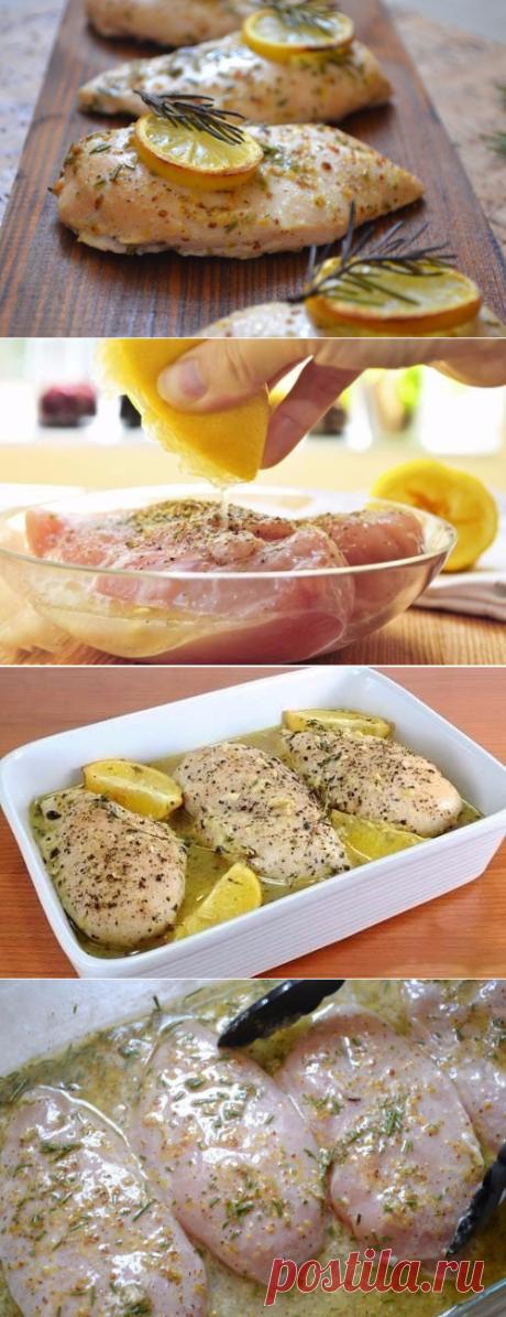 Топ-6 рецептов самых лучших маринадов для куриной грудки