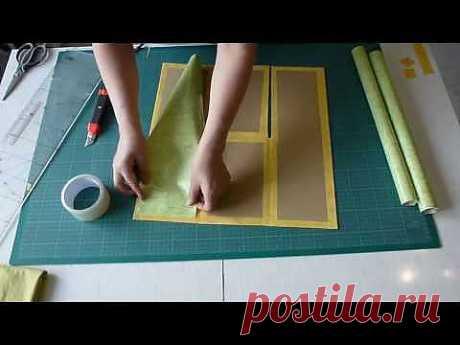 ▶ Cкладывалка одежды своими руками - YouTube