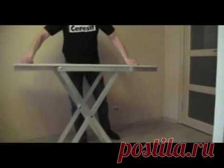 стол-верстак трансформер, сделай сам, все размеры