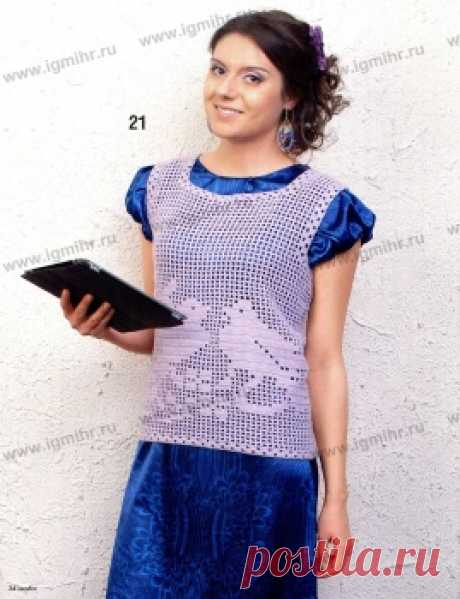 Sandra вязание № 3 2013