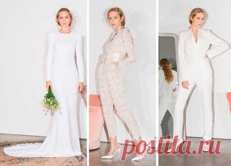 Стелла Маккартни выпустила первую свадебную коллекцию