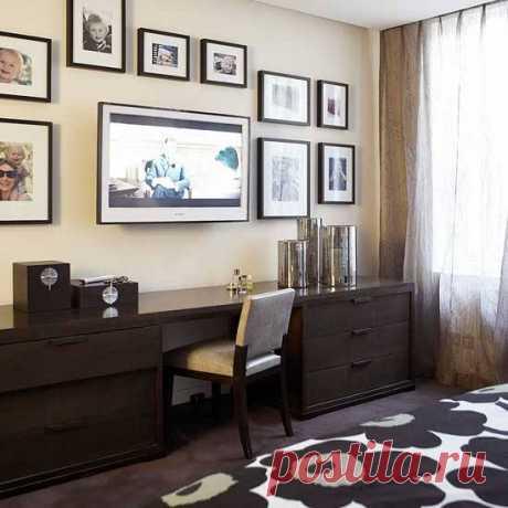Вешаем телевизор на стену - Квартира, дом, дача - медиаплатформа МирТесен