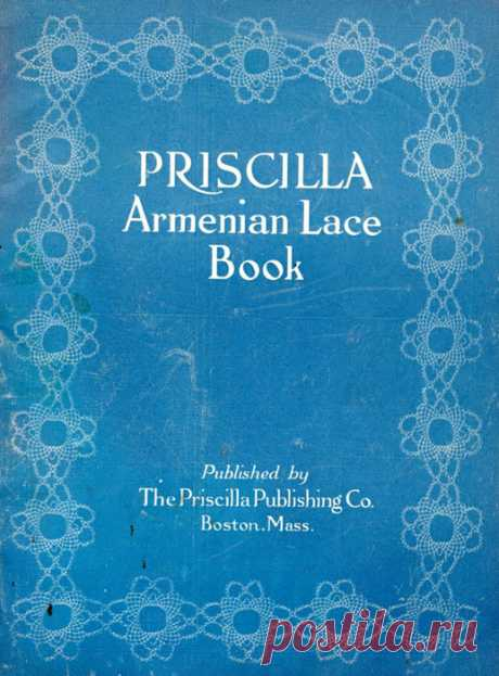 El libro: Priscilla - Armenian Lace Book\/Bobbin Lace