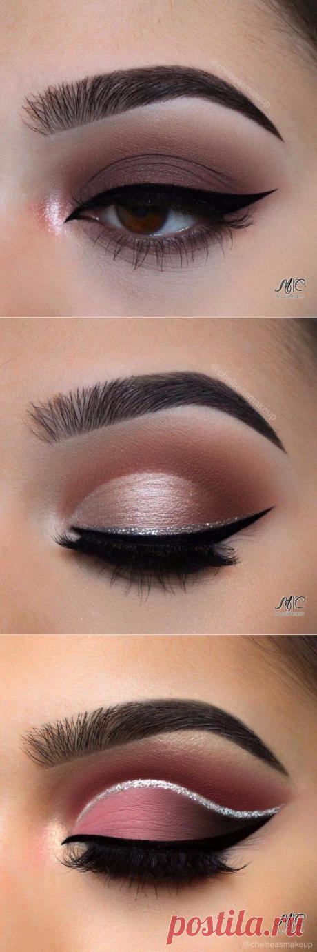 Идеи макияжа глаз! — Модно / Nemodno