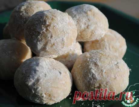 """Печенье """"Бури"""" – кулинарный рецепт"""