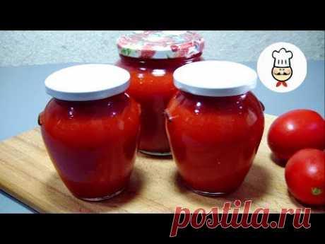 Какая ТОМАТ-ПАСТА??? Это намного вкуснее и ароматнее / Домашняя консервация - YouTube Прекратите покупать магазинную томат-пасту, если имеете возможность приготовить по этому рецепту. Просто поверьте, это намного ароматнее и вкуснее чем обычная паста. Минимум усилий и пользуйтесь отличной добавкой к первым и вторым блюдам. Ингредиенты: • Перец болгарский красный – 1,5 кг • Помидоры – 1,5 кг