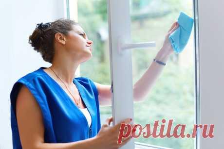 Как отмыть окно: идеально чистые стекла без разводов - Идеи для жизни - медиаплатформа МирТесен