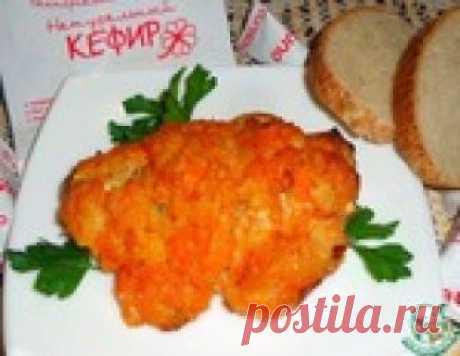Сочная куриная грудка в морковной шубке: такую вкуснятину вы еще не пробовали!