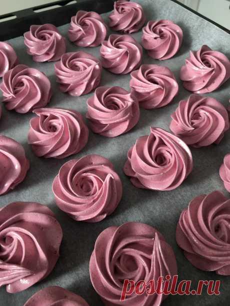 Зефир - посвящается любителям нежных десертов