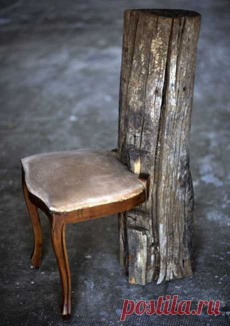 20 examples of original furniture which it is simple to make with own hands